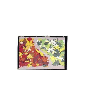 Seasonal Paper Leaves