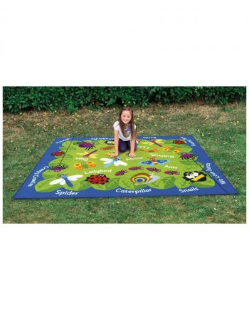 Back to Nature™ Mini Beast Outdoor Play™ Mat