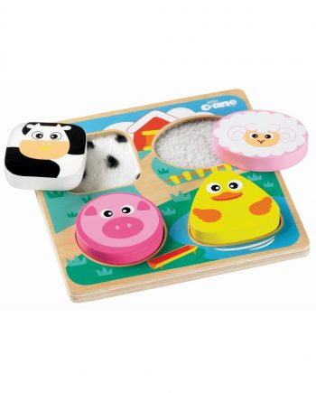 Touch & Feel Farm Puzzle