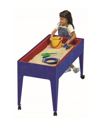 Sand & Water Activity Table Plus Lid