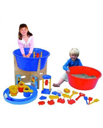 Sand & Water Fun Set