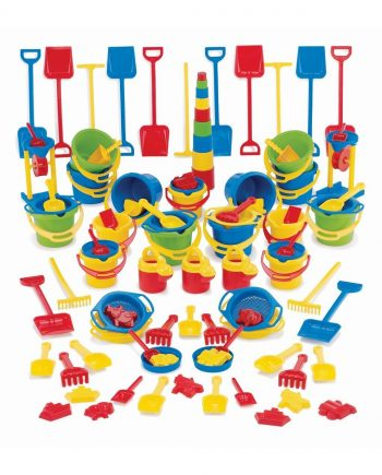 100 Piece Sand & Water Set