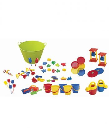Giant Sand & Water PLay Tub
