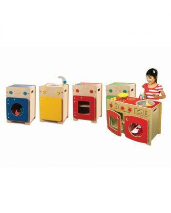 Complete Toddler Kitchen
