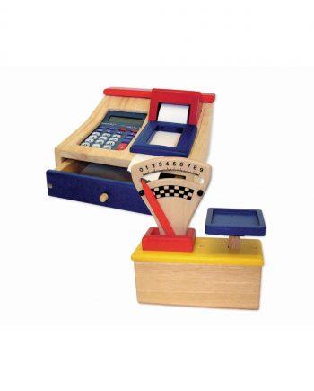 Cash Register & Scales