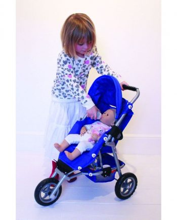 Childrens 3 Wheeled Stroller
