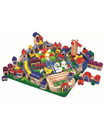 City Blocks 11 Complete Set