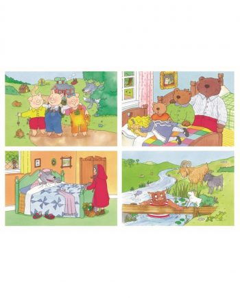 Story Time 1 Puzzles Set