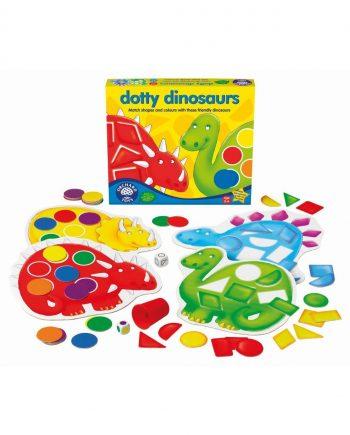 Dotty The Dinosaur Game