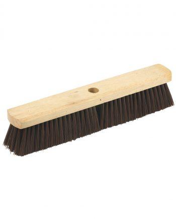 Medium Bristle Broom Head 45cm