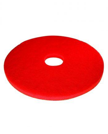 15 Red Plus Floor Pads