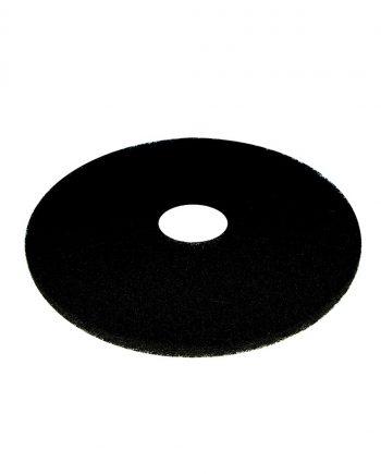 15 Black Floor Pad