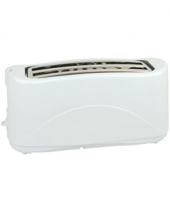 4 Long Slice Toaster