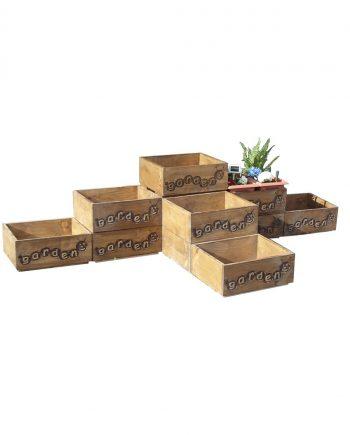 Garden Box & Planter Pack