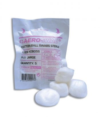 Cotton Wool Balls - Pack of 5