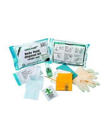 Body Fluids Disposal Kit - Single User