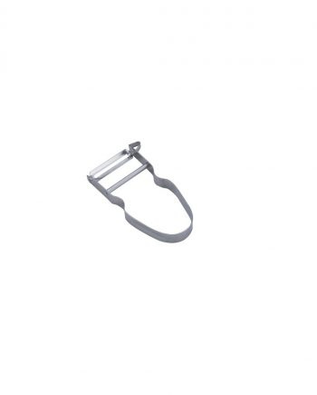 'U' Shaped Speed Peeler - Stainless Steel