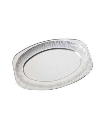 43cm/17 Oval Foil Platter