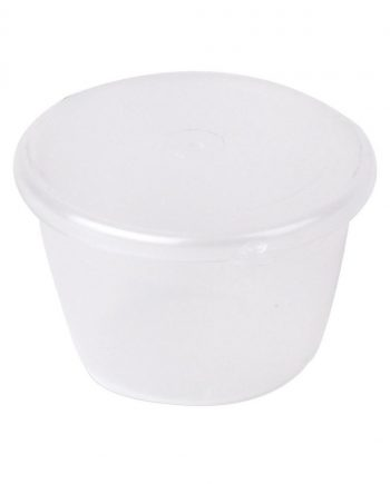 1 Pint Polypropylene Basin