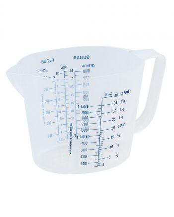2 Pint Large Polypropylene Measuring Jug