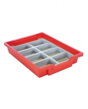 Gratnells Tray Dividers - 4 Section