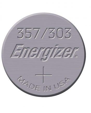Energizer 303/357 SR44/BSR44H 1.5v Battery