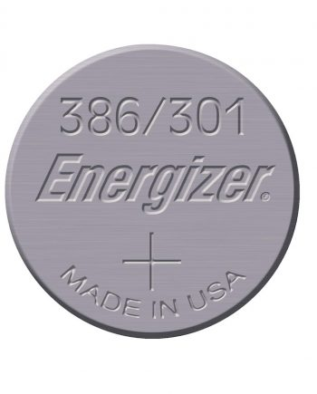 Energizer 301/386 SR43, 1.5v Battery