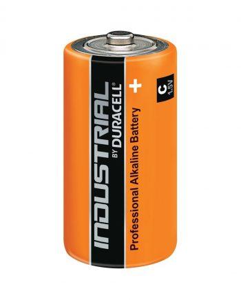 Duracell Industrial Alkaline C Batteries