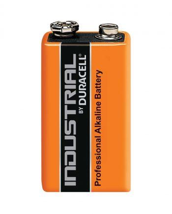 Duracell Industrial Alkaline 9v Batteries