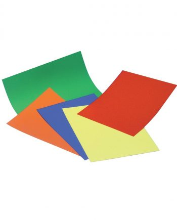 A4 Coloured Acetate Sheets