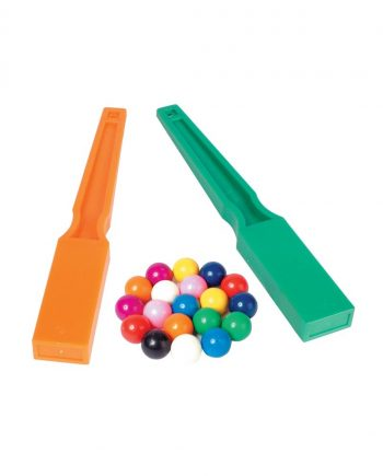 Magnetic Wand and Marble Set