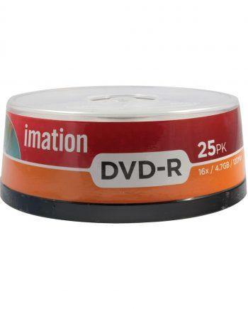 DVD-R 4.7GB (16x speed) - 10 pack