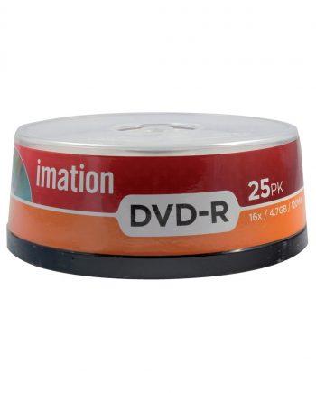 DVD-R 4.7GB (16x speed) - 25 pack