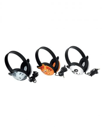 CAV-123 Animal Stereo headphone - Lion