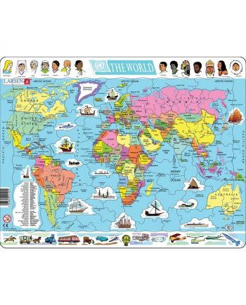 UK/Europe/The World Puzzles