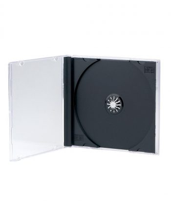 CD/DVD Jewel Case - Pack of 10