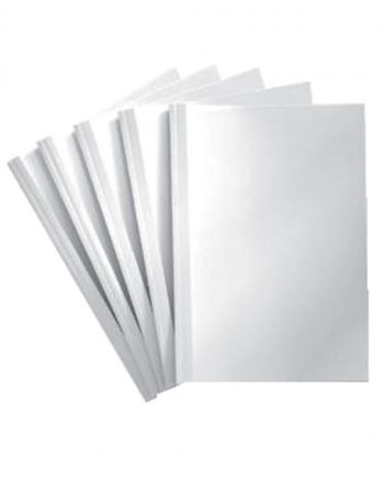 A4 Binding Cover Boards - WHITE