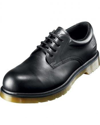 Dr Martens Black Safety Shoe