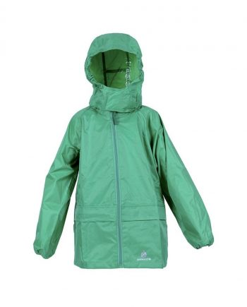 Childs Waterproof Packable Jacket