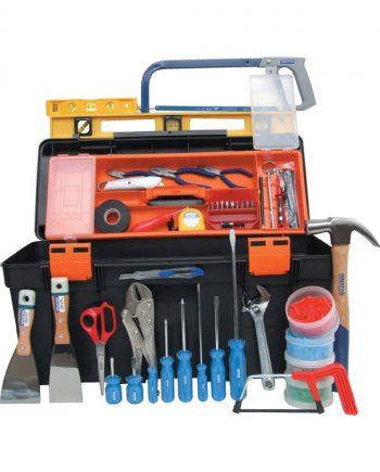 51 Piece Home Handyman Tool Kit
