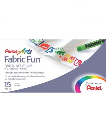 Fabric Fun Pastel Dye Sticks