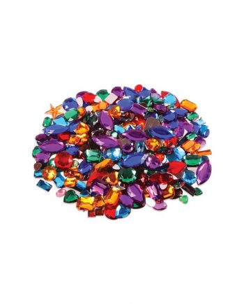 Acrylic Gemstones Pack