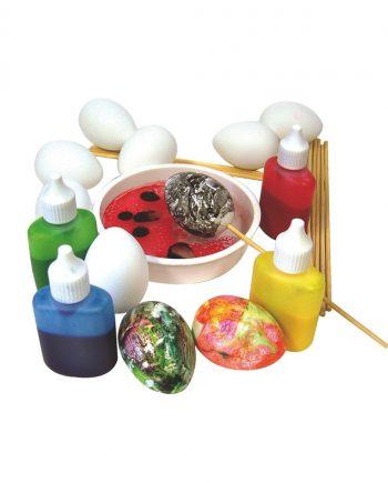 Plastic Eggs  With Sticks