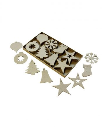 Decorative Christmas Cut-outs