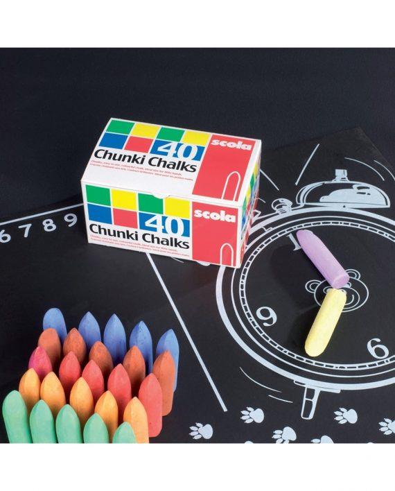 Chubbi Chalks