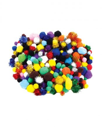 Craft Pompoms Bumper Pack