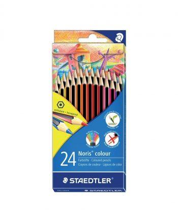 Staedtler Noris Colour Colouring Pencils - Assorted