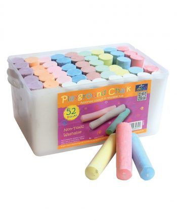 Coloured Playground Chalk