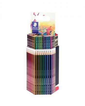 Staedtler Noris Classroom Caddy - Colouring Pencils & Graphite Pencils