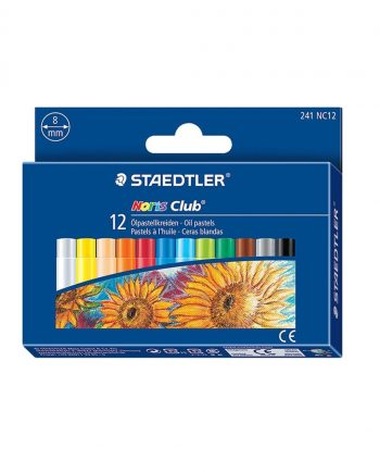 Staedtler Noris Club Oil Pastels